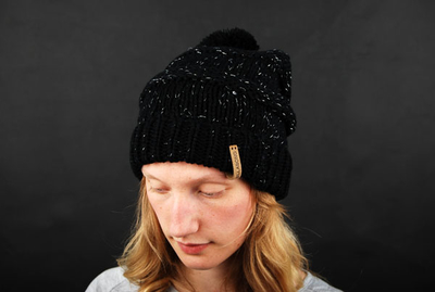 Billabong Cozy Beanie Black
