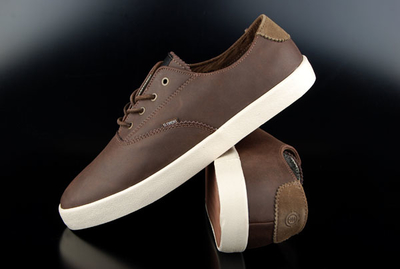 Element Sneaker Lockhart Premium Chocolate