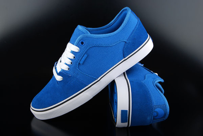 Osiris Decay Blue Blue White Low-Cut Sneaker