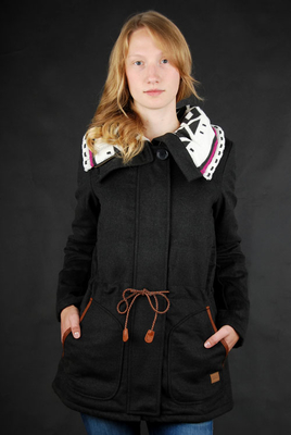 Billabong Wintermantel Queens Fog Jacke