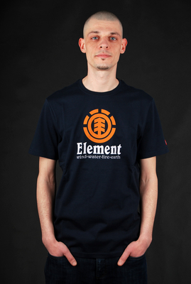 Element Vertical SS Shirt Total Eclipse 2014