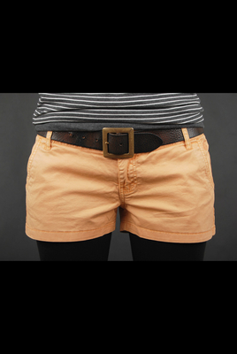 Element Hose Stemsi Light Orange Shorts