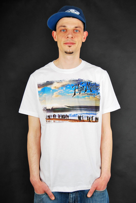 Billabong T-Shirt Spectator White