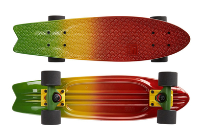 Globe Faded Bantam ST Cruiser Rasta