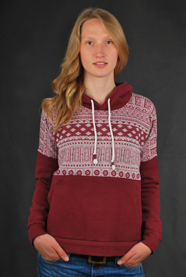 Billabong Pullover Belinda Shiraz