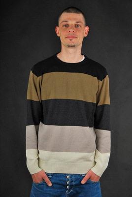 Billabong Spacer Sweater Dark Khaki sz. S