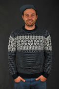 Element Saltlake Total Eclipse Strickpullover