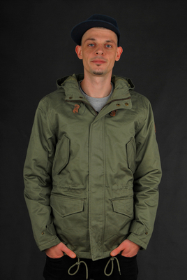 Element Kearney Parka Light Olive
