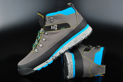 Element Donnelly Charcoal Cyan Hiking Boots