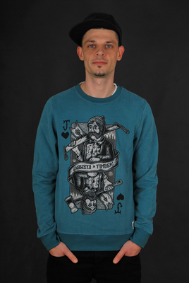 Element J To H Ocean Sweatshirt