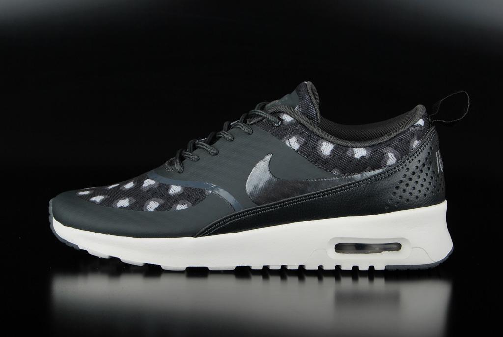 Nike Wmns Air Max Thea Print Black White •