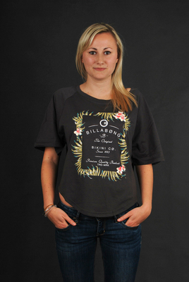 Billabong T-Shirt Take Everything Off Black