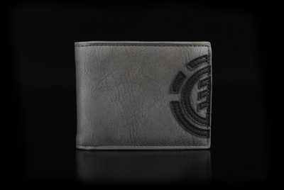 Element Portemonnaie Daily Wallet Stone Grey