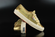 Superga 2750 Netw Gold