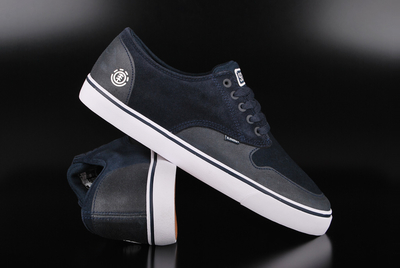 Element 92 Topaz F3 Navy Skaterschuhe