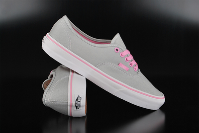 Vans Authentic Pop High Rise Prism Pink Sneaker