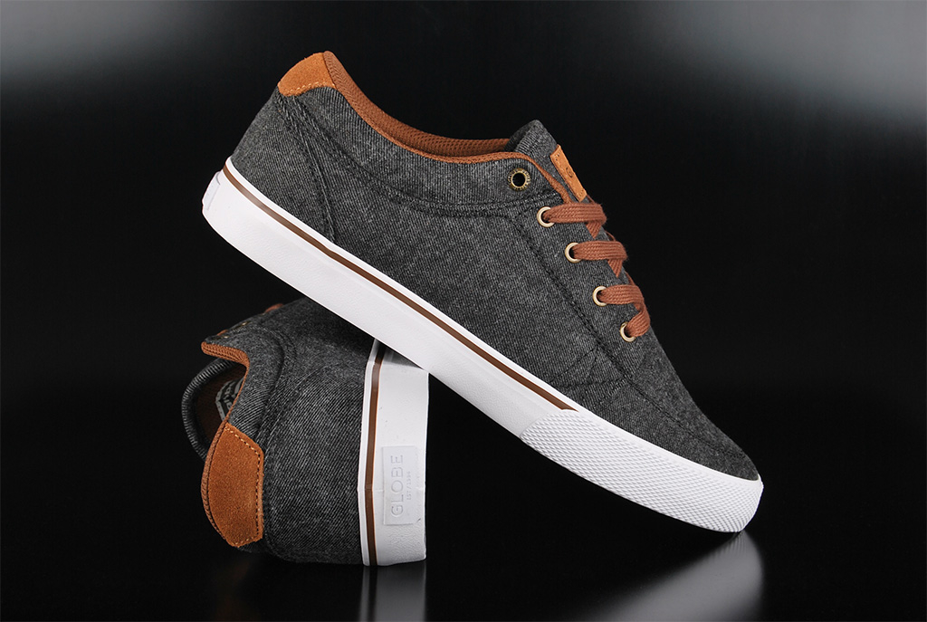 new concept 16c3f 5d9ab Globe GS Washed Grey Toffee Schuhe