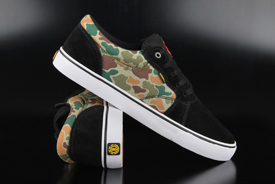 Element Wasso Camo Sneaker
