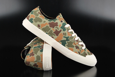 Element Spike Camo Sneaker