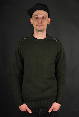Adidas Originals Adventure Knit Crew Night Cargo Camo Print Pullover 28b0a701c6