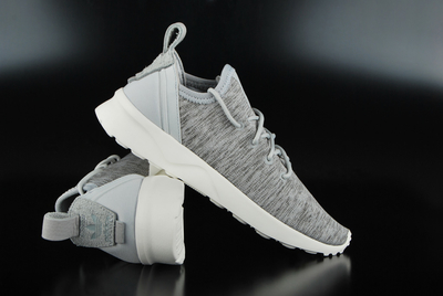 Adidas Originals ZX Flux ADV Virtue Sock Clear Onix White Sneaker