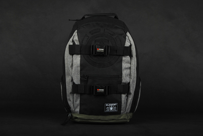 Element Mohave Backpack Grey Heather Rucksack