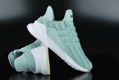 Adidas Climacool 02/17 Tactile Green White Sneaker