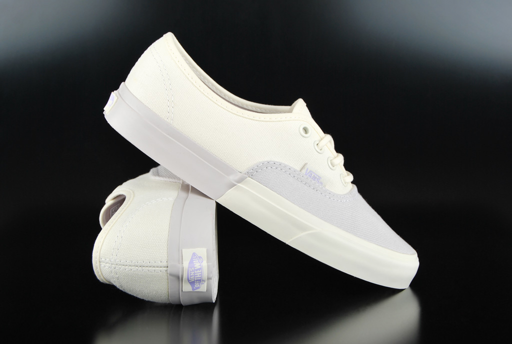 02f4db396f1 Vans Authentic DX (Blocked) Classic White Wind Chime Sneaker