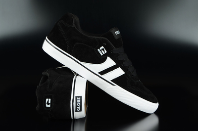 Globe Encore 2 Black White Skaterschuhe