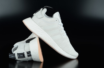 Adidas NMD R2 Crystal White Core Black Sneaker