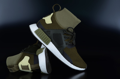 Adidas NMD XR1 Winter Olive Cargo Night Cargo Umber Sneaker