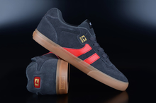 Globe Encore 2 Charcoal Gum Red Skaterschuhe