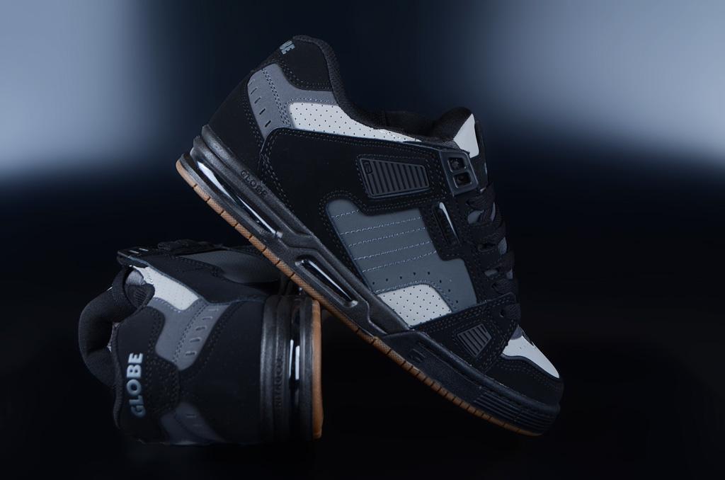 Globe Sabre Triple Grey Sneaker