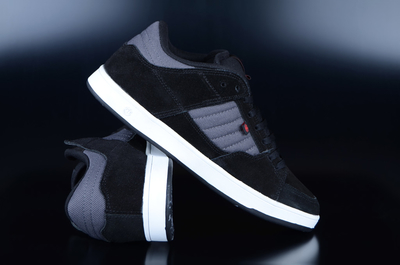 Element GLT 2 Cup Black Asphalt Skaterschuhe