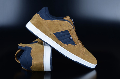 Element GLT 2 Cup Breen Navy Skaterschuhe