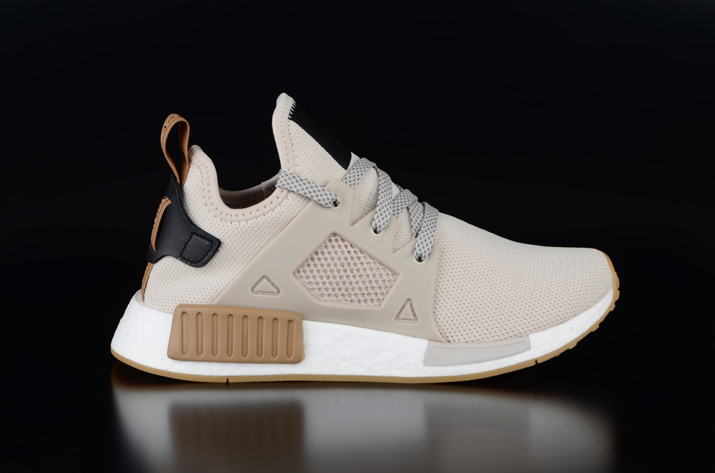 Adidas Originals NMD XR1 Boost Clear Brown Black Sneaker