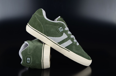 Globe Encore 2 Hunter Green Grey Sneaker